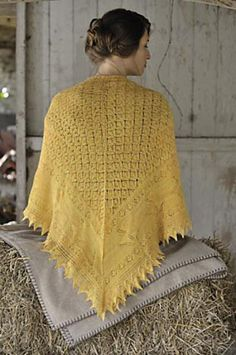 Ravelry: Golden Wheat pattern by Jen Arnall-Culliford