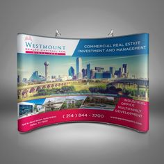 Creating the most creative, eye catching, trade show booth in Real Estate…