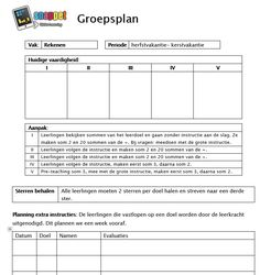 Snappet groepsplan rekenen School Hacks, Planer, Periodic Table, Classroom, Teacher, How To Plan, Montessori, Group, Theory