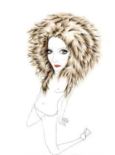 Maria Xinopoulou    #MariaXinopoulou #illustration