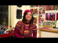 In this episode of the Chicago Reader's Space, we meet multimedia artist Tiffany Gholar in her Fine Arts Building studio. Multimedia Artist, My Art Studio, My Arts, Fine Art, Space, Pictures, Floor Space, Photos, Visual Arts
