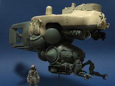 ジャンクプラント » 次世代有人潜水調査船「しんかい8500」