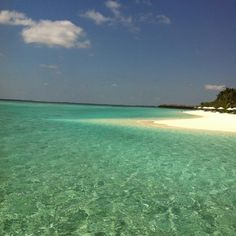 I am madly in love with the Maldives (Where I Would Love to Go in 2013 - My Travel Wish List (Part II))