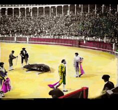 Triunfo de Belmonte en Madrid... de Carmen Romero