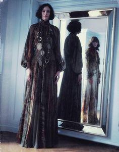 Mode à Paris Haute Couture - Edelmut for S Magazine Presse