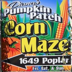 2. Diana's Pumpkin Patch and Corn Maze (Canon City)