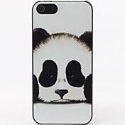 Panda Protective Hard Back Case for iPhone 5/... – USD $ 2.99