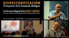 El Despertar de la Conciencia Biológica -ENRIC CORBERA- by La Caja de Pandora. www.lacajadepandora.org // cajapandora1@gmail.com
