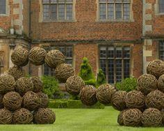 The Willow Twist Sculpture