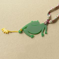 k-boo : frog necklace from Ghika collection Turquoise Necklace, Concept, Jewellery, Collection, Design, Art, Art Background, Jewels, Jewelry Shop