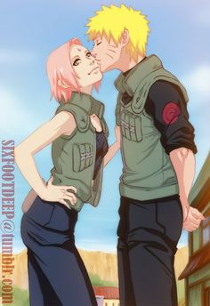 NaruSaku Day! — sixfootdeep: Apparently I couldn't let today go...