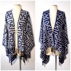 Free shipping and returns on Nordstrom Stripe Border Wool ...