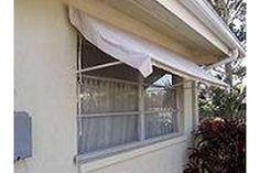 DIY Stationary Window Awning Using PVC Pipe | eHow