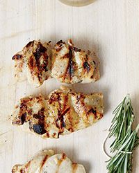 Herb-Basted Grilled Chicken | Food & Wine
