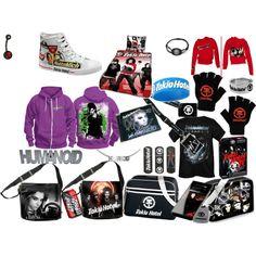 Tokio Hotel Heaven, created by bekah-moore on Polyvore