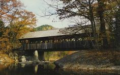 ~~I took this scenic photo of a covered bridge on a warm January day. Of the many covered bridges in Ashtabula County, Ohio, this one has always been my favorite. Photo by David Christy.