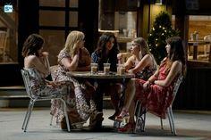 "#PLL 7x20 ""'Til Death Do Us Part"" - Aria, Ali, Emily, Hanna and Spencer"