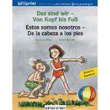 Das sind wir - Von Kopf bis FuB= Estos somos nosotros - De la cabeza a los pies / Susanne Böse.