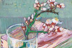 You love his sunflowers and irises, but have you seen van Gogh's fritillaries? Famous Artists Paintings, Van Gogh Paintings, Monet, Van Gogh Flowers, Artist Van Gogh, Cherry Blossom Painting, Painted Vans, Art Van, Dutch Painters