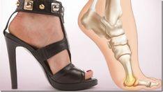 Este truco seguramente gustará mucho a la comunidad femenina, especialmente aquellas que no quieren usar tacones altos porque les causa dolor en los pies. Con el mismo se puede reducir el dolor y entumecimiento en los dedos, y evitar el caminar doloroso con un simple truco. Los tacones altos sin duda se convertirán en tu ...