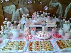 mesas dulces y saladas para bodas - Buscar con Google