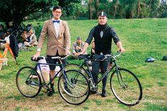 Sidney Tweed Ride