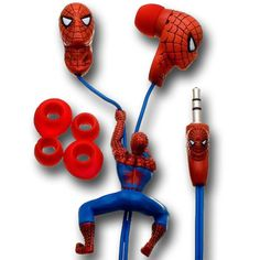 Spider-Man Slider #Earbuds $14.99