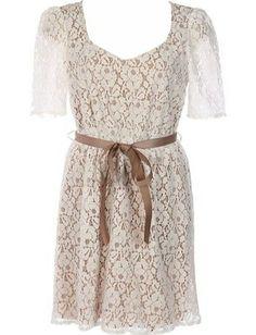 Powder Room Dress