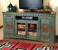 Western Furniture - Western Bedding, Western Decor & Rustic Home Finds Western Furniture, Rustic Furniture, Home Furniture, Furniture Dolly, Furniture Outlet, Painted Furniture, Bedroom Furniture, Furniture Design, Southwest Home Decor