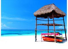 Akumal beach resort, mexico