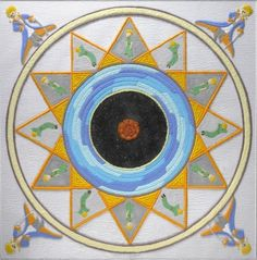 mandala of little prince