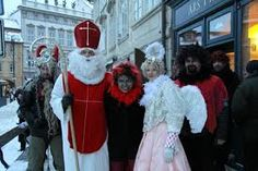 """Naughty or Nice? How """"Santa"""" Looks in Other Cultures - Fluent in 3 months - Language Hacking and Travel Tips St Nicholas Day, New Look, That Look, Santa Costume, Cover Photos, Canada Goose Jackets, Travel Tips, Winter Jackets, Culture"""