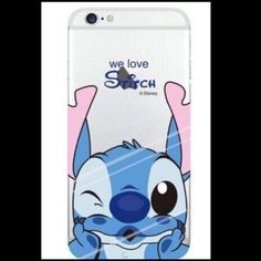 iPhone 6/6s plus stitch case One stitch iPhone 6/6s plus case only. Accessories Phone Cases