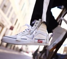 VANS+VAULT+SK8-HI+&+SLIP+ON+CUT+AND+PASTE+LX+2COLORS+#sneaker #VANS #SK8 #VAULT