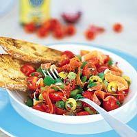 Recept - Spaanse tomaatjessalade - Allerhande