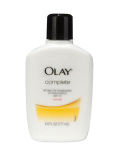 Olay Complete All Day UV Moisturizer SPF 15 Normal