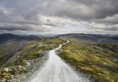 Mountain Road   Photo by Peter Boel