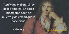 El 15 de enero de 1622 #TalDíaComoHoy nació el escritor y dramaturgo francés Molière, seudónimo de Jean Baptiste Poquelin, considerado el más representativo de la comedia de su país.