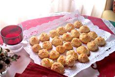 Los típicos coquitos de nuestras abuelas y de las panaderías de todos los rincones de nuestra geografía. Facilísima de hacer, económica y deliciosa.