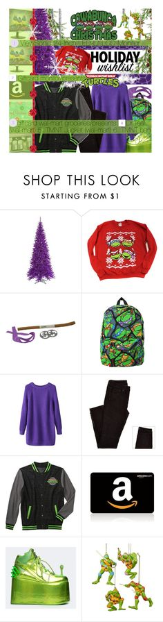 """""""229 What's on Your Wish List?"""" by virtual-closet-collector ❤ liked on Polyvore featuring Y.R.U. and Kurt Adler"""