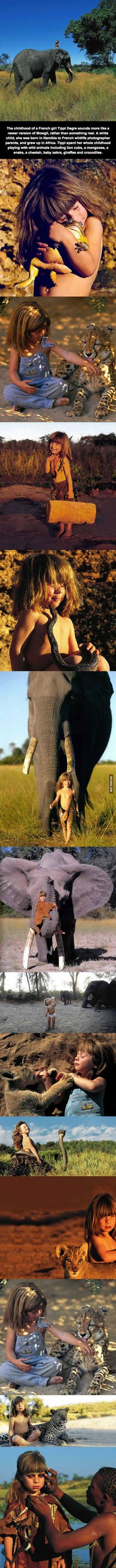 Growing up in Namibia, Africa << Awesome Childhood .. jealous