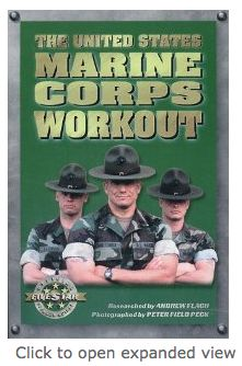 Marine Corps workout plan