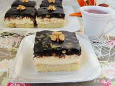 Ala piecze i gotuje: Ciasto orzechowe