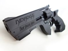 Yuri Custom Works-futuristic handgun.  Not my personal style but it does look cool.