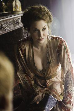 Bransa Barrasyn (Third wife of Emperor Morcan II, Mother of Lady Lyana)