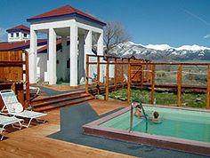 Joyful Journey Hot Springs Moffat, CO  Resort open year round. #colorado #hotsprings