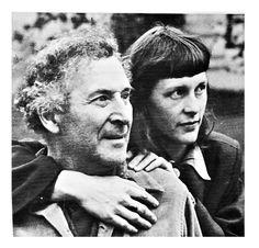 """lasmicrofisuras: """"Marc and Bella Chagall """""""