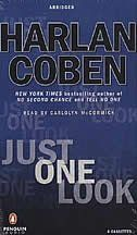 Harlan Coben: His books are fun and easy reads. √