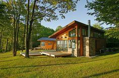 Carlyon Residence | Robert Jamieson; Photo: Glen Rauth | Archinect