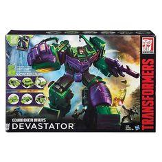 Transformers Generations Combiner Wars Devastator Figure Set